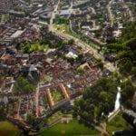luchtfoto harderwijk