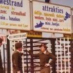 Veluwestrand in Harderwijk jaren zeventig