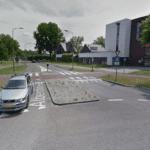 omrijden Alberdingk Thijmlaan Google Streetview