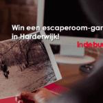 Winactie Escaperoom Harderwijk