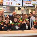 Burger King in Harderwijk is geopend