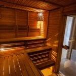 Sauna in huis in Putten. Pixabay