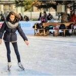 Schaatsbaan schaatsen in Ermelo bij IJS in Ermelo. Foto Pixabay