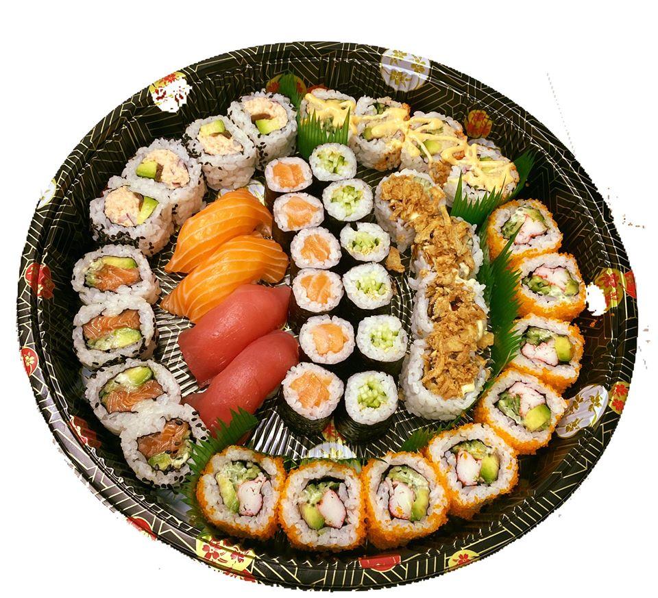 sushi in harderwijk ermelo en putten