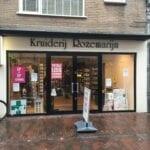 Kruiderij Rozemarijn in Harderwijk stopt. Foto indebuurt Randmeren