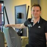 Timon Gakes van Wellness Centre Putten. Foto indebuurt Randmeren (1)