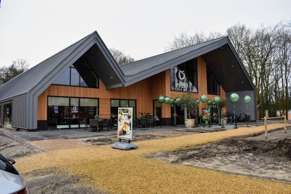 Restaurant La Place in Harderwijk