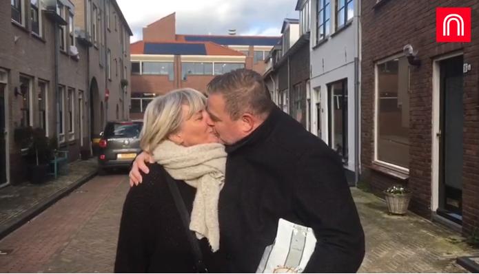 Valentijnsdag in Harderwijk 2020. indebuurt Randmeren Harderwijkers