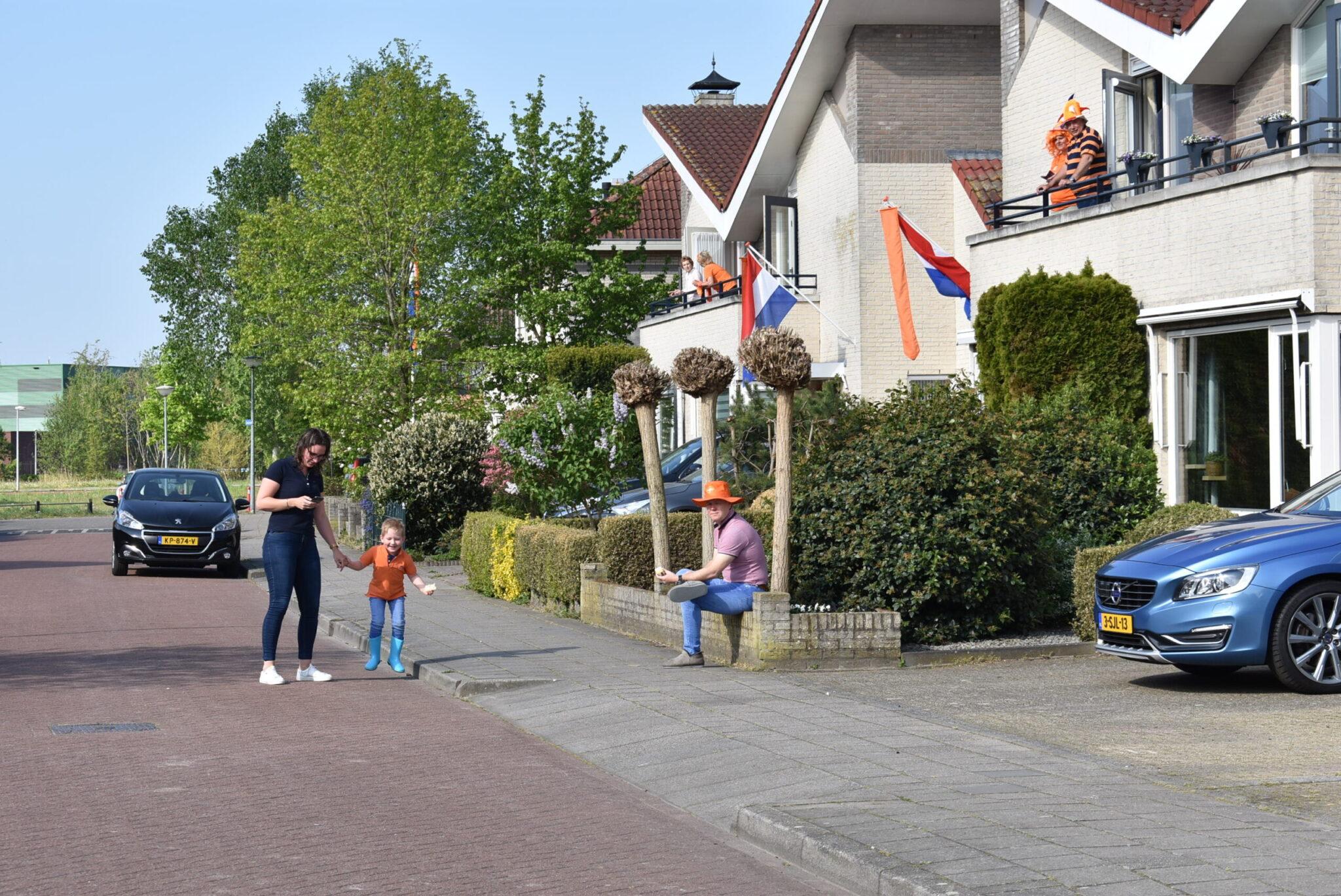 Wilhelmus Harderwijk Koningsdag Woningsdag 2020
