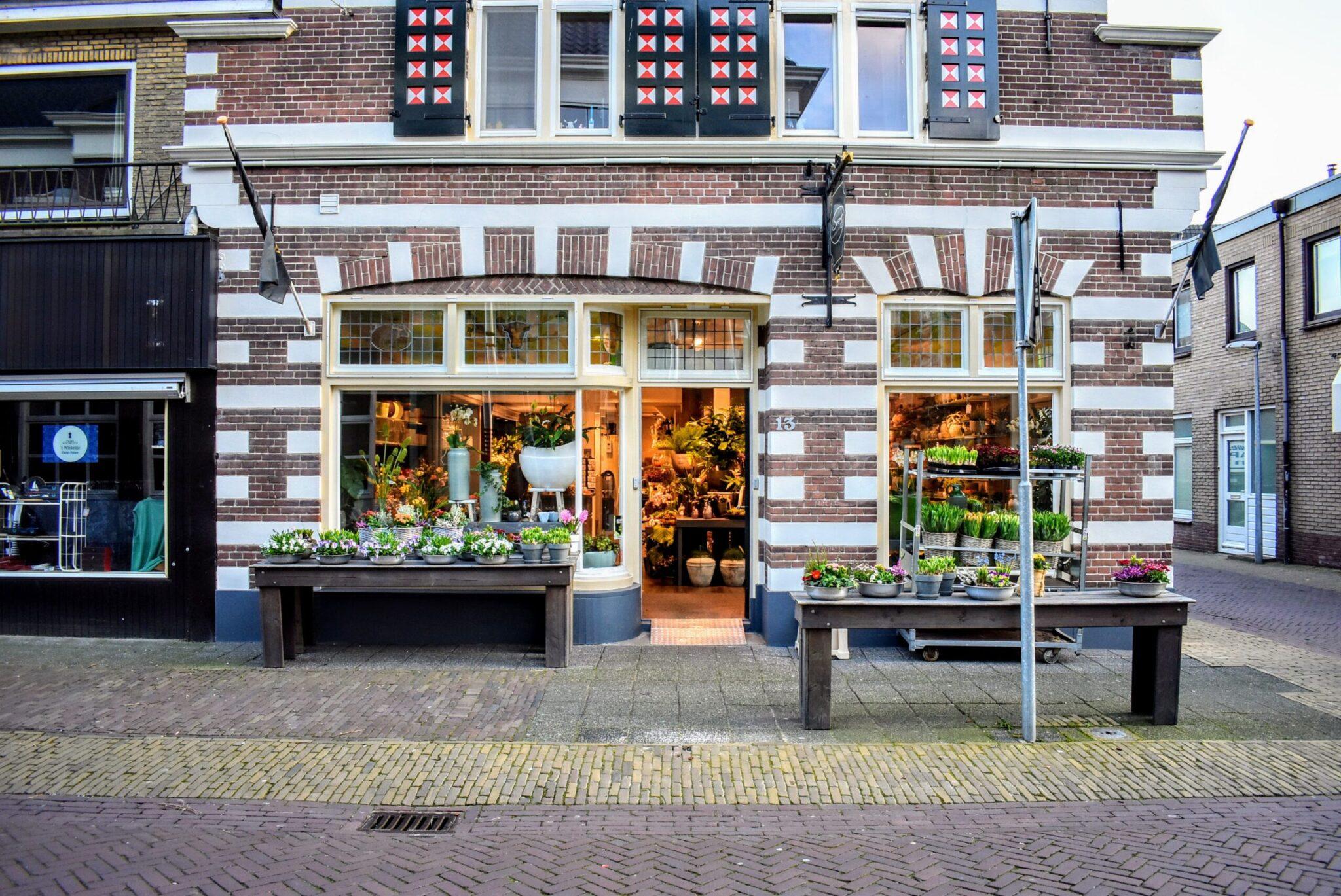 bloemenwinkel in harderwijk ermelo putten