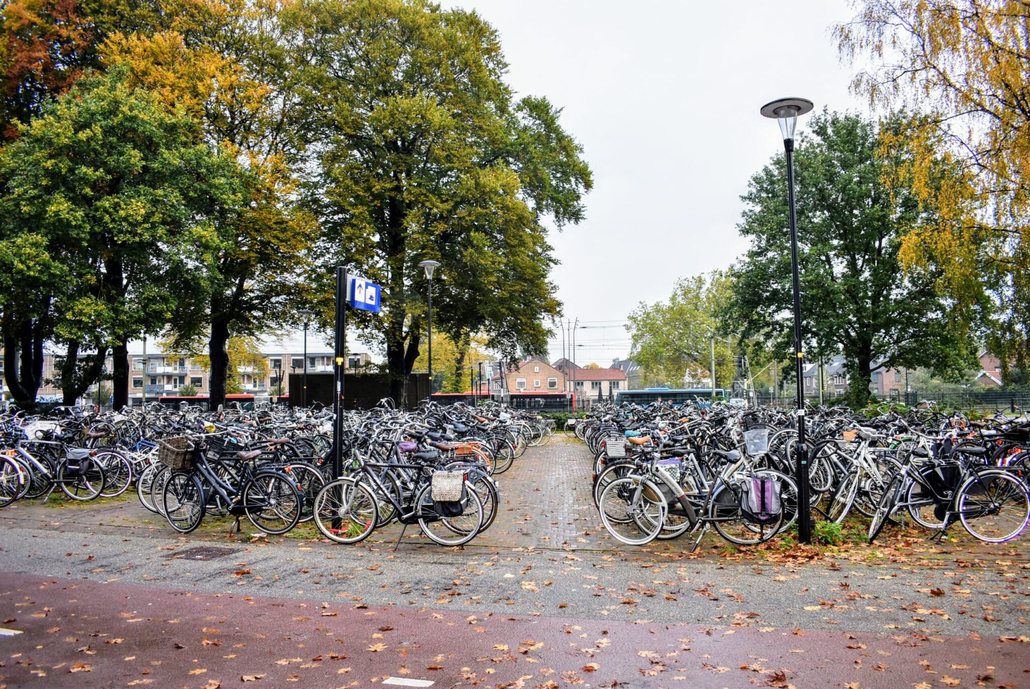 Fietsen op station Harderwijk fietswrak fietswrakken