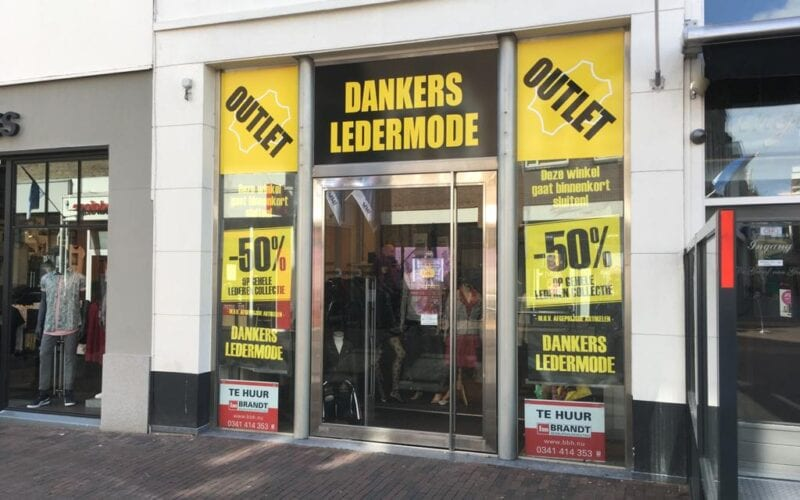 Dankers Ledermode in Harderwijk