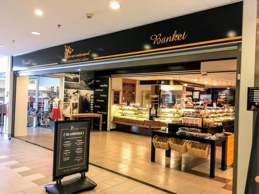 Bakkerij van Looijengoed in Harderwijk.