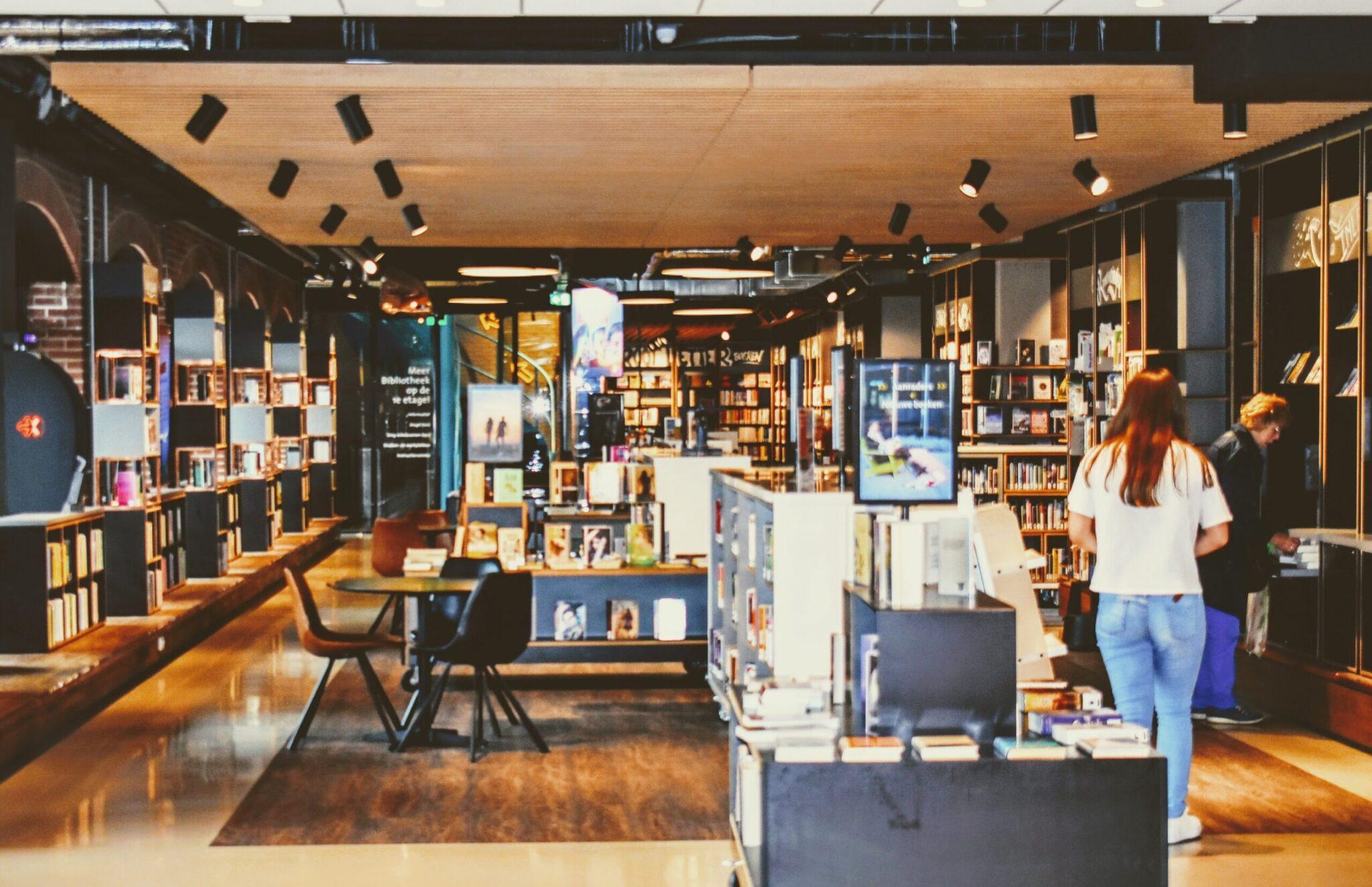 Bibliotheek Noord-west Veluwe in Harderwijk Ermelo Putten bieb afhaalbieb