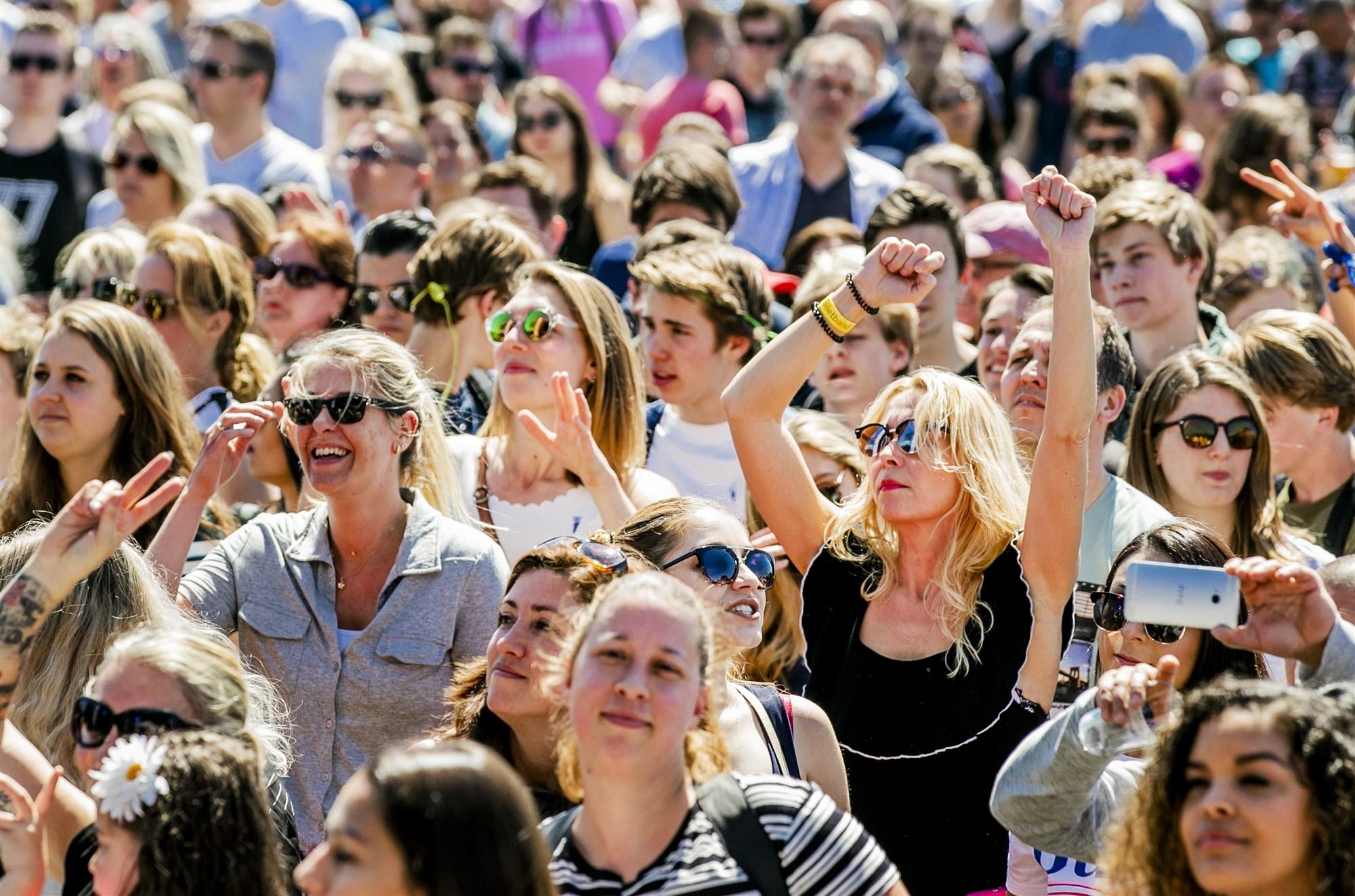 bevrijdingsdag bevrijdingsfestival vrij harderwijk ermelo putten 2020 5 mei vrije dag