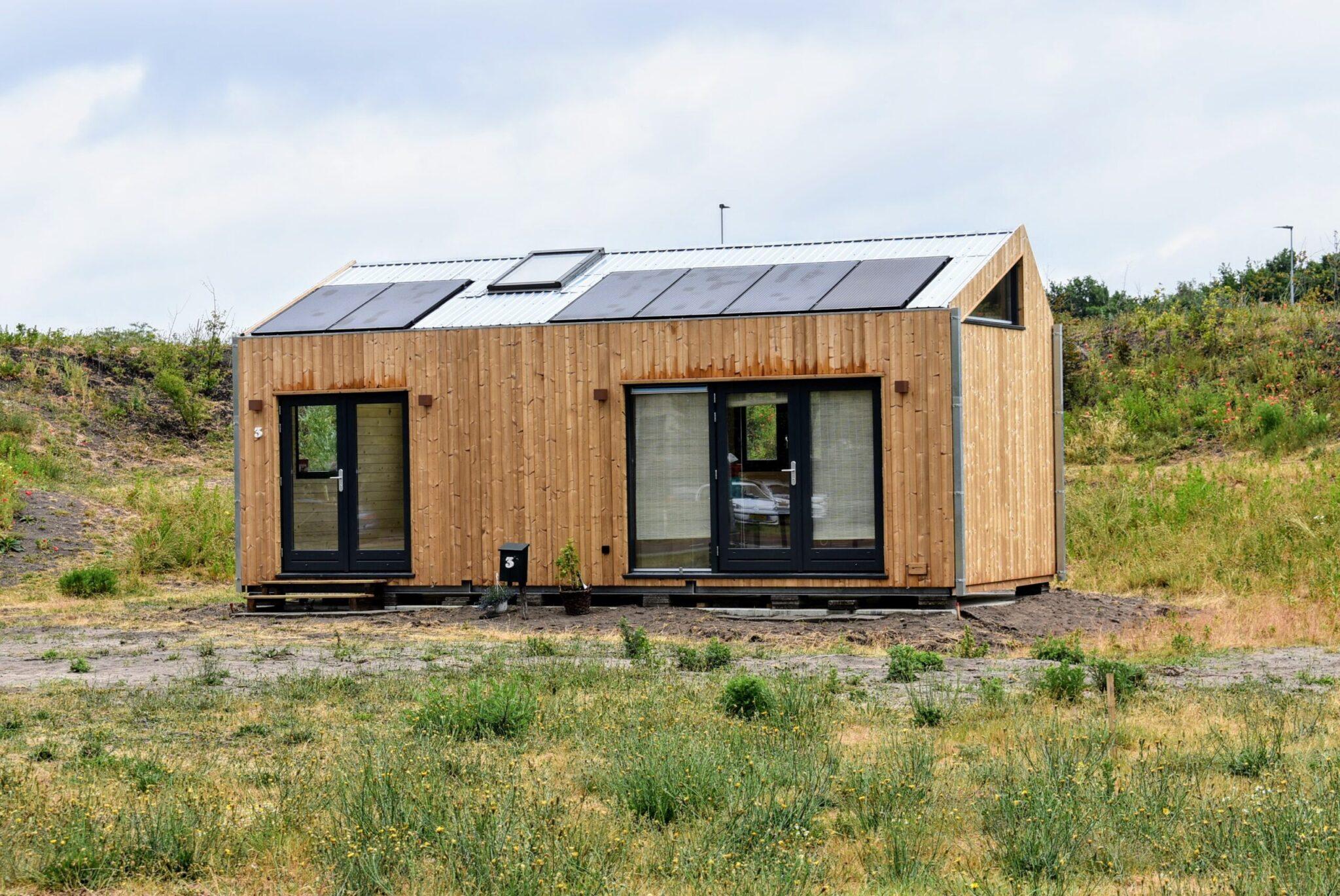 Tiny House Harderwijk Drielanden Ermelo