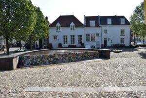 Vischmarkt Harderwijk harderwijkse binnenstad