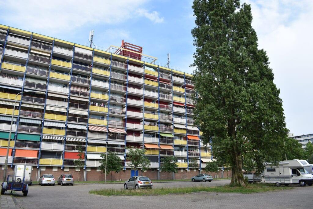 binnenkijken harderwijk flats iconische stadsdennen