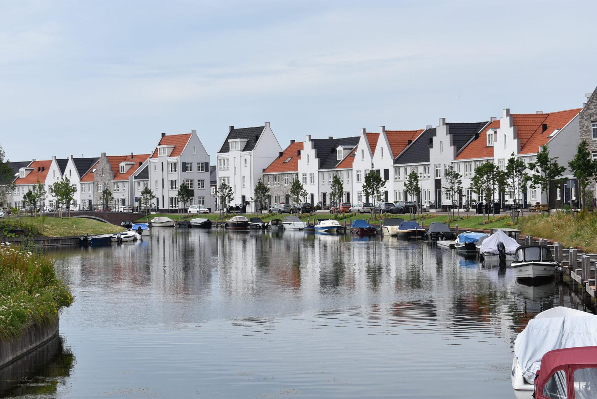 waterfront harderwijk huizen