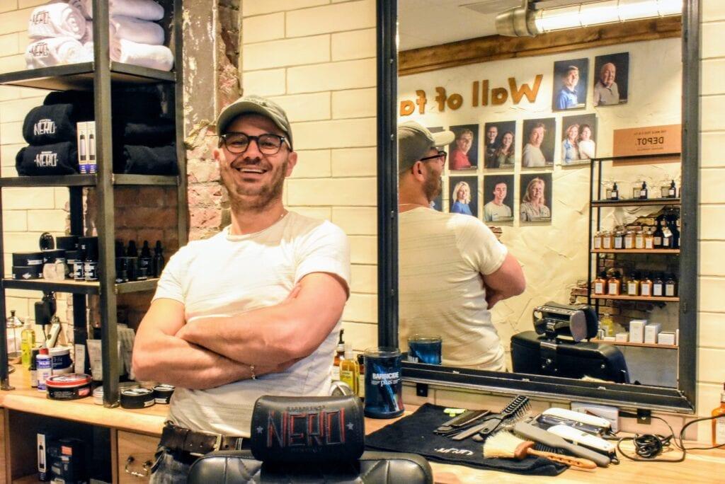 barbershop ermelo nero de boer