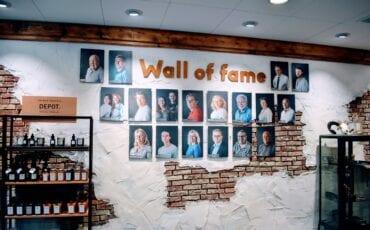 Barbershop Nero in Ermelo.
