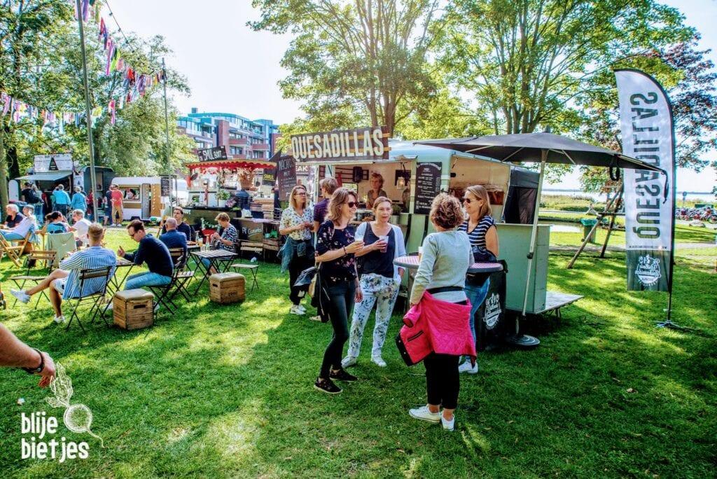 Evenement Blije Bietjes maakt plaats voor Stoet Festival in Harderwijk.