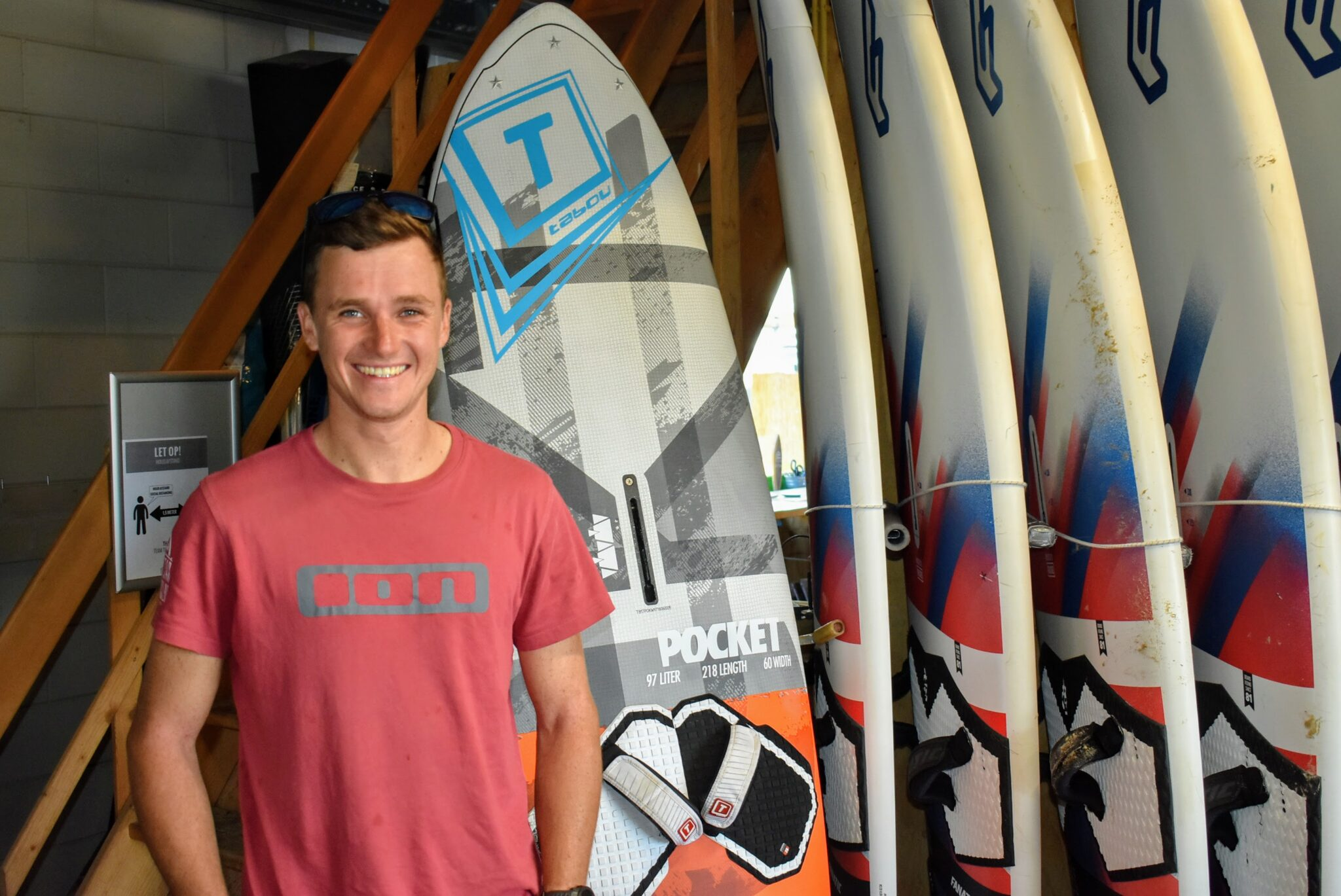 steven surfleraar surfen ermelo harderwijk