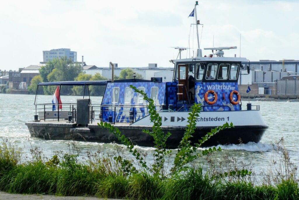 Watertaxi Harderwijk waterbus