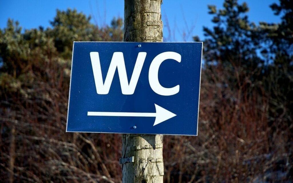 hoge nood toiletten openbare harderwijk wc