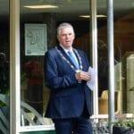 Burgemeester André Baars van Ermelo ontslag