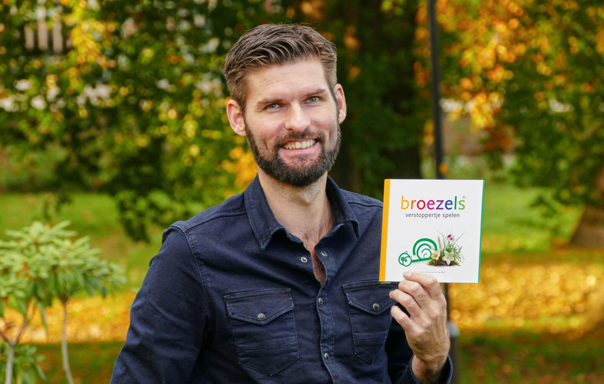 Mark Broeze Broezels kinderboek harderwijk schrijver harderwijkse