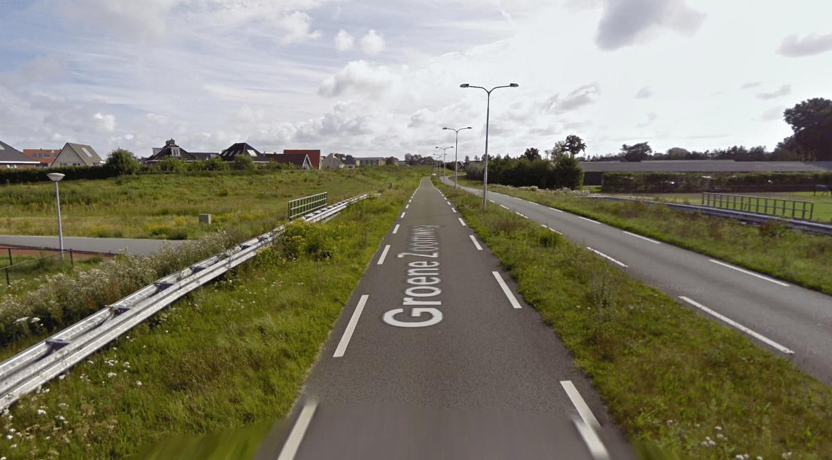 mysterie snelheid groene zoom zoomweg harderwijk rijden hard verkeer