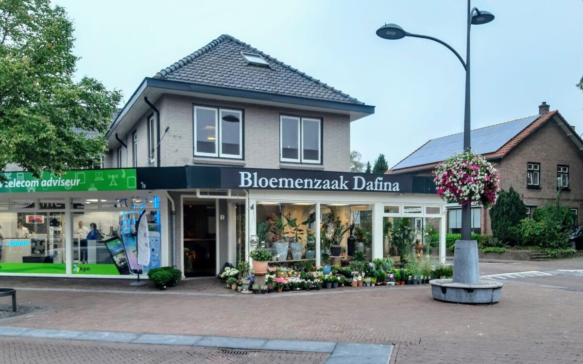 bloemenwinkel ermelo nieuw bloemenzaak dafina