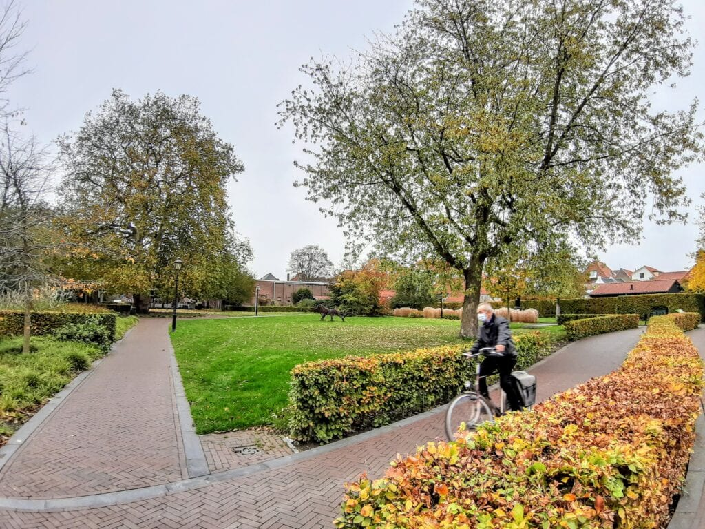 fietsen harderwijk ermelo putten fietsverlichting fietsstad