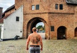 Harderwijk tatoeage tattoo vischpoort