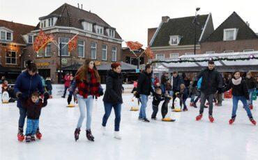 schaatsen harderwijk