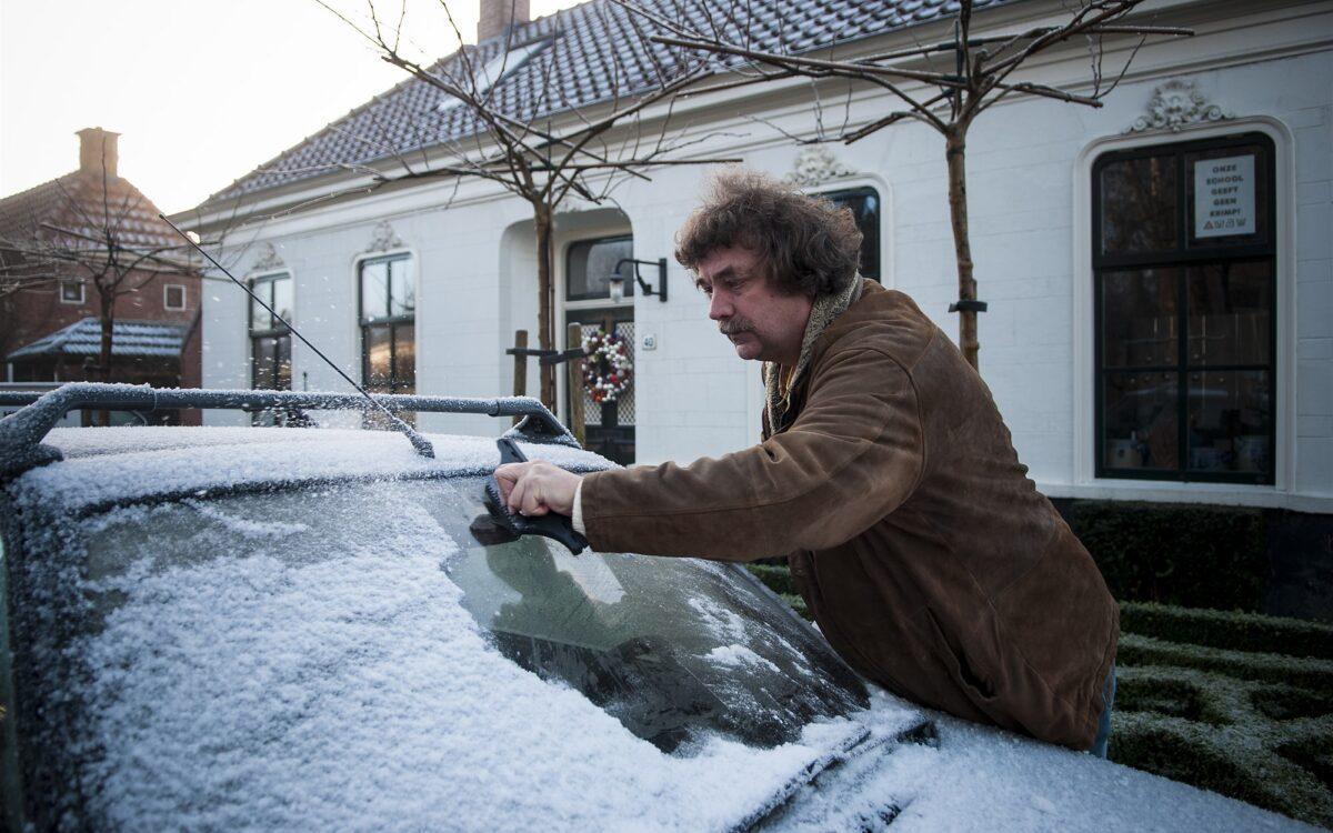 weerbericht december harderwijk ermelo putten weersvoorspelling koud witte kerst