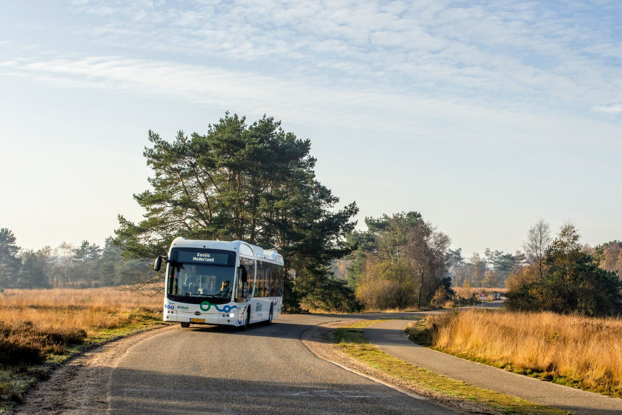 elektrische bussen nieuwe dienstregeling harderwijk buslijn op de schop