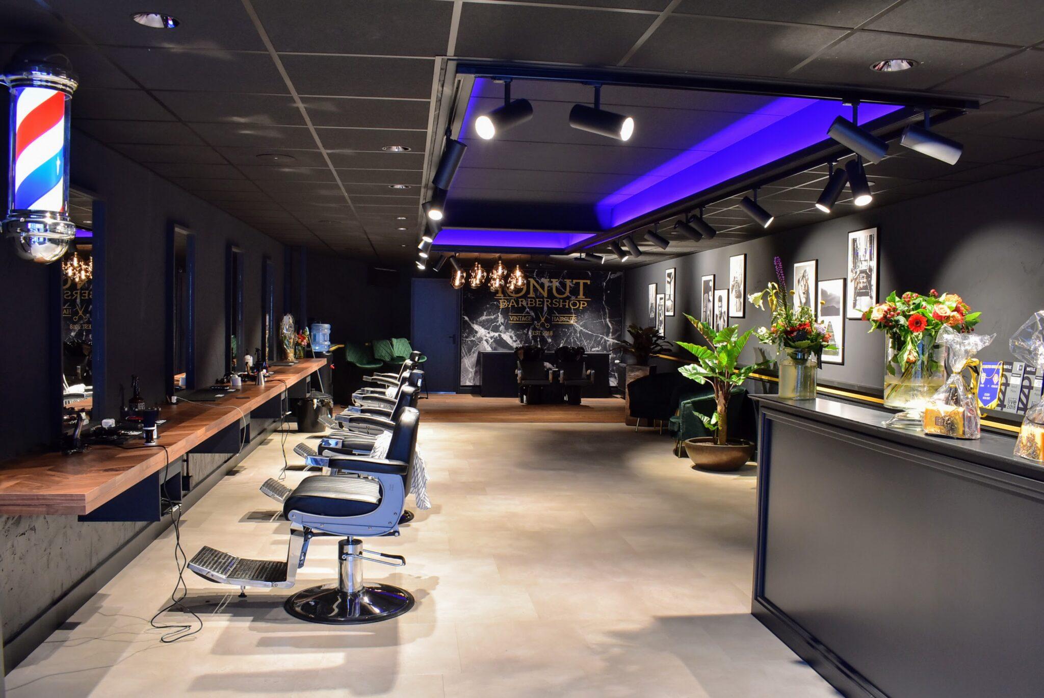 Ionut barbershop Ermelo kapper
