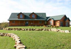 grootste huis te koop hierden finse log