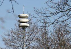 luchtalarm sirenes eerste maandag van de maand 2021 geen sirene 12 uur