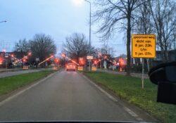 Wegwerkzaamheden januari 2021 Harderwijk ermelo putten