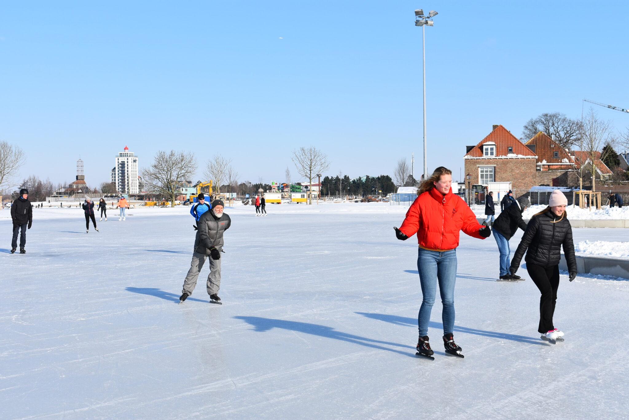 schaatsen harderwijk ermelo ijsclub volmoed
