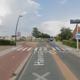 zebrapad harderwijk voorrang fietser