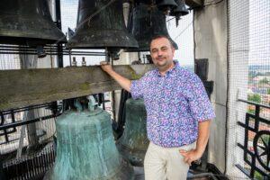 beiaardier Harderwijk carillon wim ruitenbeek