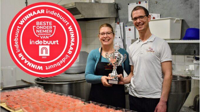 hop taartenshop alex harderwijk beste ondernemer 2021