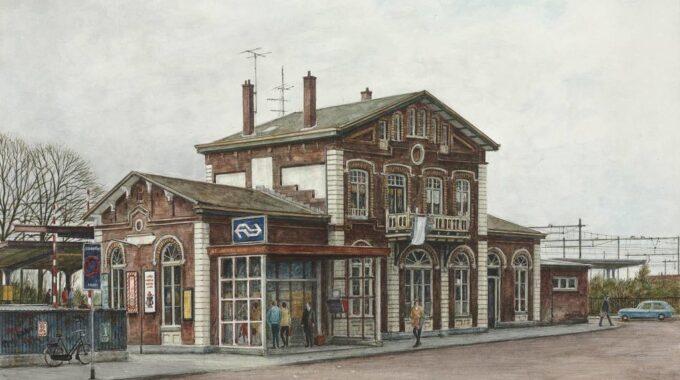 station harderwijk