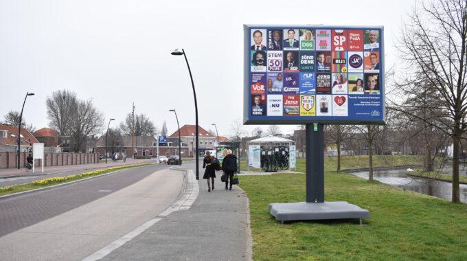verkiezing harderwijk utslag d66 vvd winnaar