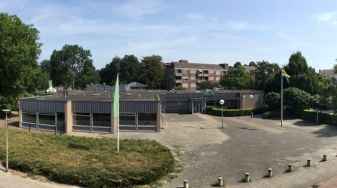 De Roef Harderwijk plat nieuw gesloopt stadsweide