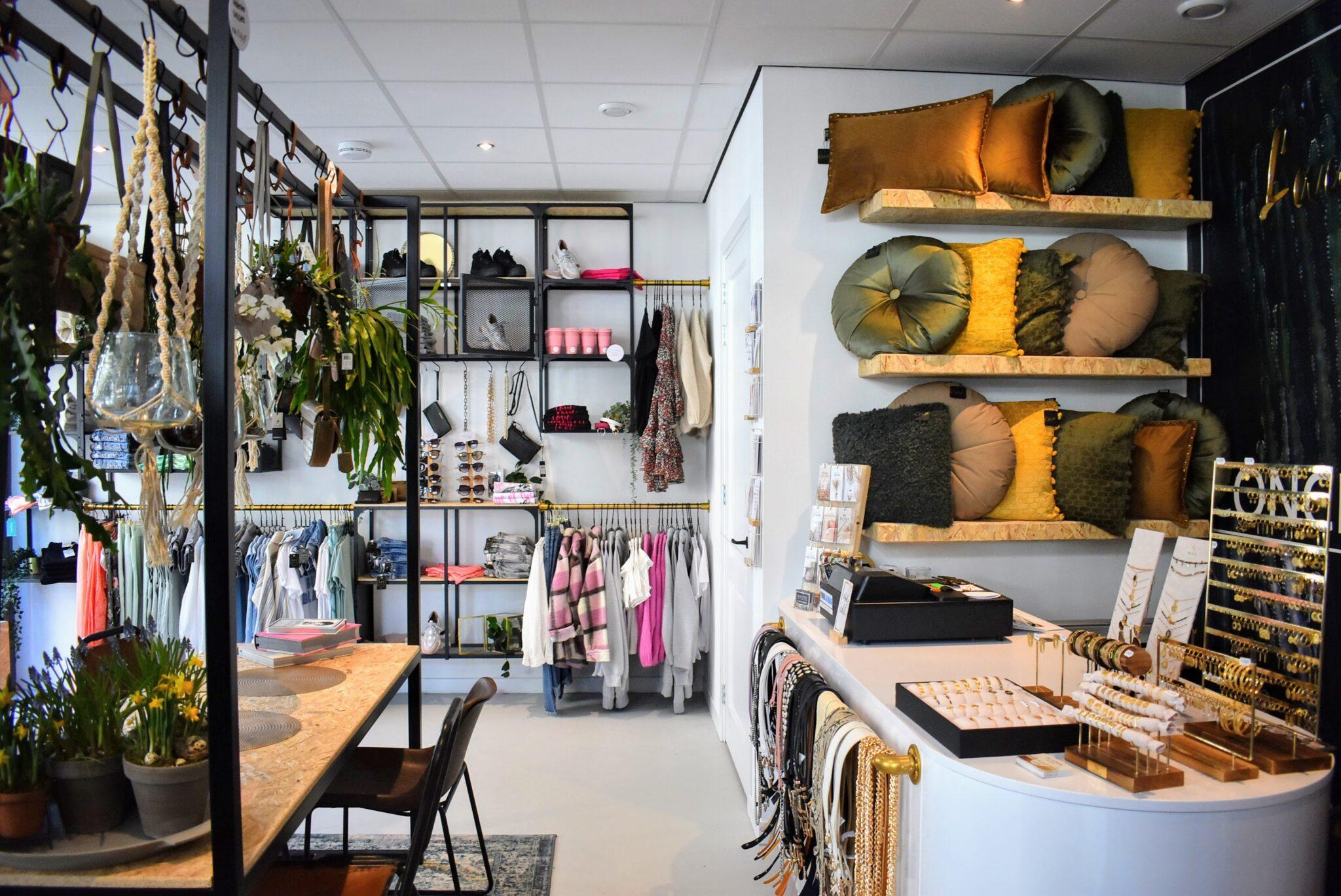 Laury van Borselen LFS Conceptstore Harderwijk Donkerstraat winkelen Laubella